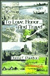 To Love, Honor...and Travel Norma E. Davidson