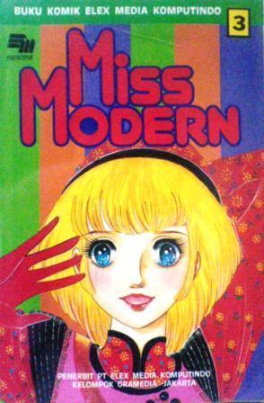 Miss Modern Vol. 3  by  Waki Yamato