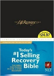 Holy Bible: Life Recovery Bible NLT, Celebration Edition  by  Anonymous
