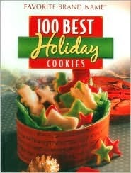 100 Best Holiday Cookies Publications International Ltd.