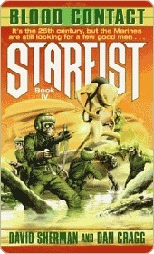 Blood Contact (Starfist Series #4) David Sherman