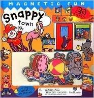 Snappy Town [With 20 Magnets] Derek Matthews