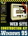 Web Site Construction Kit for Windows 95  by  Christopher Brown