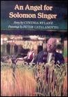 Angel for Solomon Singer Cynthia Rylant