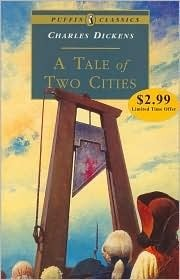 TALE OF TWO CITIES promo  by  Charles Dickens