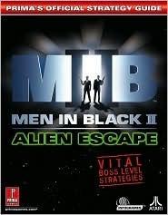 Men In Black II: Alien Escape  by  Dimension Publishing
