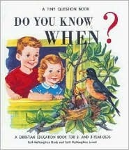 Do You Know When?  by  Ruth McNaughton Hinds
