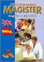 Diccionario Magister Ing/esp/ English Spanish Magister Dictionary  by  Alejandro Itzik