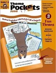 June: Making Books with Pockets Grades 1-3 Michelle Barnett
