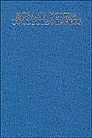 Collected Papers  by  Kosaku Yoshida