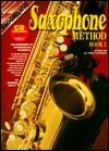Saxophone Method with CD  by  Andrew    Scott