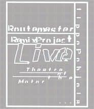Ilppo Pohjola: Routemaster Remix Project Live Harry Gamboa Jr.