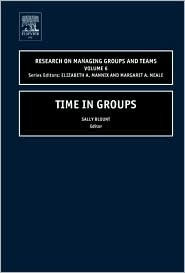 Time in Groups  by  Sally Blount