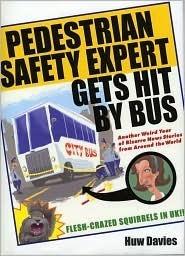 Pedestrian Safety Expert Gets Hit By Bus Huw Davies