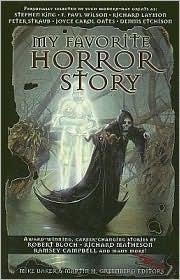 My Favorite Horror Story  by  Martin H. Greenberg