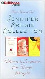Jennifer Crusie Bundle: Welcome to Temptation/ Fast Women/ Faking It Jennifer Crusie