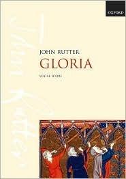 Gloria Vocal Score With Brass John Rutter
