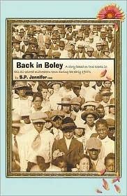 Back in Boley  by  Sheila Jennifer
