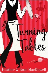 Turning Tables Turning Tables  by  Heather Macdowell