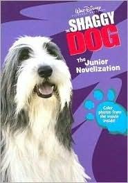The Shaggy Dog: The Junior Novelization Gail Herman
