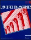 Law Office Transcription Debra A. Differding