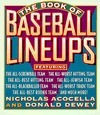 The Book of Baseball Lineups Nicholas Acocella