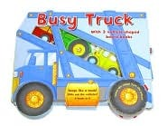 Busy Truck [With 3 Mini Board Books]  by  Beck Ward