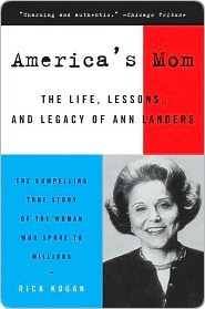 Americas Mom  by  Rick Kogan