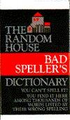 The Bad Spellers Dictionary  by  Joseph Krevisky