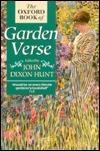 The Oxford Book of Garden Verse  by  John Dixon Hunt