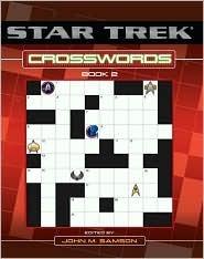 Star Trek Crosswords Book 2  by  John M. Samson