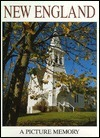 New England: A Picture Memory  by  Colour Library Books
