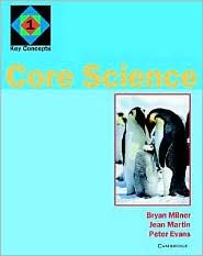 Core Science 1: Key Concepts  by  Bryan Milner