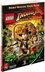 Lego Indiana Jones: The Original Adventures: Prima Official Game Guide  by  Stephen Stratton