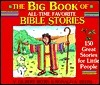 The Big Book of All-Time Favorite Bible Stories: 150 Great Stories for Little People  by  V. Gilbert Beers