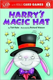 Harrys Magic Hat (Innovative Kids Readers - Level 1)  by  Tish Rabe