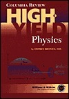 Columbia Review High - Yield  Physics (High Yield Series) Stephen Bresnick