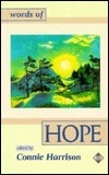 Words of Hope  by  Connie Harrison