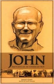 John: Sketches of an American Boy  by  Janet Goff