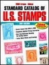 2000 Krause-Minkus Standard Catalog of U.S. Stamps Maurice Wozniak