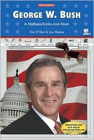 George W. Bush  by  Tim OShei