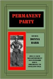 Permanent Party  by  Donna Barr