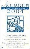Aquarius January 20- February 18 2004 Total Horoscope  by  Jove Books Staff