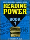 Read Power 1  by  Angelica W. Cass