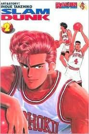 Slam Dunk Volume 2 Inoue Takehito