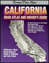 California Road Atlas and Drivers Guide 1994-Map  by  Thomas Brothers Maps