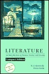 Literature:  An Introduction To Fiction, Poetry, And Drama / Compact Revised Edition Dana Gioia