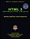 HTML 3 Interactive Course Kent Cearley