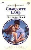 Fire in the Blood Charlotte Lamb
