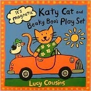 Katy Cat and Beaky Boos Play Set  by  Lucy Cousins